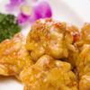 Ha Lang Son - 料理写真:鶏のから揚げ甘辛ソース和え