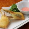 皆月 - 料理写真:ササミチーズ春巻
