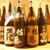 味空間 こうりん坊 - ドリンク写真:豊富な      日本酒と焼酎