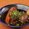 焼酎処さつま - 料理写真:鹿児島産黒豚を約1日かけてトロトロに煮込みました!箸で切れる程やわらかい【角煮】