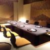 日本料理 華の縁 - 内観写真:最大12名様までご利用頂ける掘りごたつのお席は、接待やお顔合わせでのご利用に人気です。