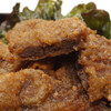 鳥園 - 料理写真:【クジラの竜田揚げ】創業以来変わらぬなつかしい味の一品です。