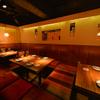 地鶏酒肴庵 ハナタレ - 内観写真:4名様×3 掘りごたつ席