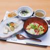 飛鳥彩瑠璃の丘 天極堂テラス - 料理写真: