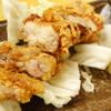 鶏白湯らーめん おび屋 - 料理写真:おび屋名物「山賊揚げ」