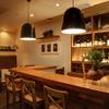 Chez TAKA HIGASHIAZABU - 内観写真:BARのみの利用も可能です。ハッピーアワー有。
