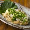 バードマン TRIO - 料理写真:鶏味噌なめろう