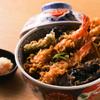 一心 金子 - 料理写真:金子の天丼(お昼)