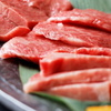 焼肉八七 - 料理写真:特選山形牛をどうぞ。