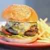 ボガーツカフェ - 料理写真:和牛100%使用した堂島スペシャルバーガー(写真はフルトッピング)