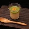 鮨 登喜和 - 料理写真:冷製茶碗蒸しうすい豆すり流し塩うにソース