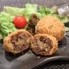 串揚三昧 幸華 - 料理写真:テイクアウト限定 黒毛和牛すき焼きコロッケ(2個入り) 750円