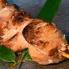はし田屋 - 料理写真:白肝の岩塩炭火焼き♪
