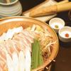 はし田屋 - 料理写真:鍋は、白丸(水炊き)、鴨すき、軍鶏すき、鶏しゃぶ、塩鍋、味噌鍋からお選び下さい。