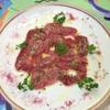 DonDonTei - 料理写真:モウカの星のカルパッチョ。ネズミザメの心臓です!!