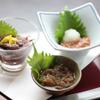 凪 - 料理写真:珍味盛り合わせ(通常4種)