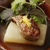 丸鶏るいすけ ハナレ - 料理写真:西京漬けのフォアグラと鳥出汁の大根