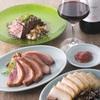 隆麺 - 料理写真:マキコレワインと焼味