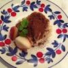 ストーリア - 料理写真:ティラミス