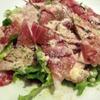 ストーリア - 料理写真:生ハムとサラミのサラダ