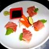 KISHIWADA - 料理写真:本まぐろ大トロのお造り