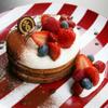 ラ・ポーズの森 カフェ ラ・ポーズ - 料理写真:ショコラフルーツパンケーキ