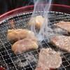 本格七輪 炭火焼肉 炭咲 - 料理写真:炭火&七輪の上でジュージューと♪