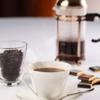 ザ・ダイニング ルーム - ドリンク写真:フレンチプレスで淹れるコーヒー