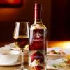 チャイナシャドー - ドリンク写真:ワインと共に