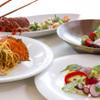 イタリア料理 リストランテ フィッシュボーン - 料理写真:ディナーコースメニュー一例