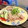 カオマンガイ バザール - 料理写真:蒸し鶏