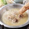 はし田屋 - 料理写真:しろ炊き(博多風水炊き)コラーゲンたっぷり!一人前2300円