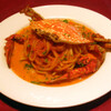 イル・マーレ ブルー - 料理写真:渡り蟹のリングイネ