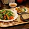 ファシュタ - 料理写真:ランチ「自然派パンプレート」