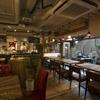 炭火イタリアンAzzurro520+カフェ - 内観写真: