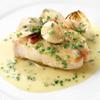 アーティショー - 料理写真:平目のトロンソン 蛤とトコブシの漁師風ソース