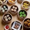 大観苑 - 料理写真:飲茶十二菜饗