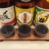 鮨よし - ドリンク写真:新潟銘酒 呑み比べ