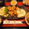 お食事処 花水木 - 料理写真:人気の定食!オリジナル南蛮だれと自家製タルタルソースで♪