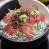 サンライズ食堂 - 料理写真:しらすとマグロのづけ丼