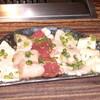 焼肉 勝 - 料理写真:店長きまぐれホルモン盛合せ(塩焼き)