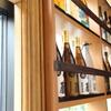 馬桜 - 内観写真:耐震強化施工済実施 ボトルやグラスが落ちないようワイヤーや木枠でガードしています