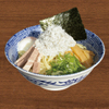RYOMA本店 - 料理写真:特製しらす油そば