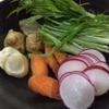 居酒屋 岡崎商店 - 料理写真:無農薬野菜の盛合せ