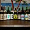 能登の夜市 - ドリンク写真:能登・加賀の銘酒の数々。