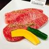 俺の焼肉 - 料理写真:特上みすじステーキ 200g