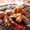 吹上庵 - 料理写真:炭火で焼き上げる地鶏は香りも触感も最高です!