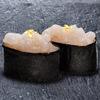 金沢まいもん寿司 - 料理写真:富山白えび軍艦650円