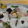 食・心 旬ぎく - 料理写真:刺身盛り合わせ