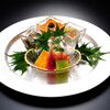 臼杵ふぐ 山田屋 - 料理写真:夏の前菜
